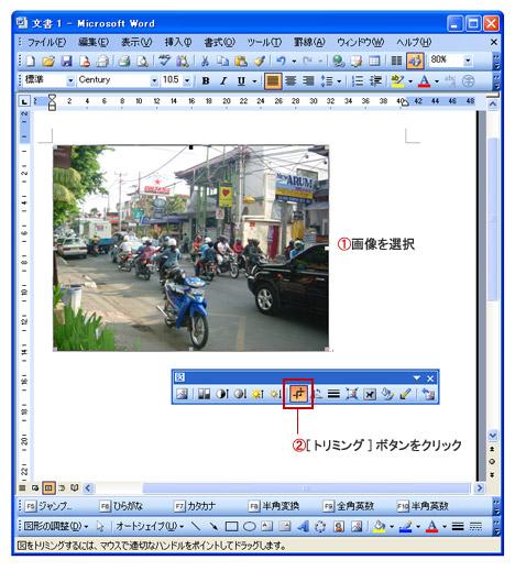 just pdf 画像 トリミング